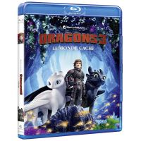 Dragons 3 : Le Monde Caché Blu-ray