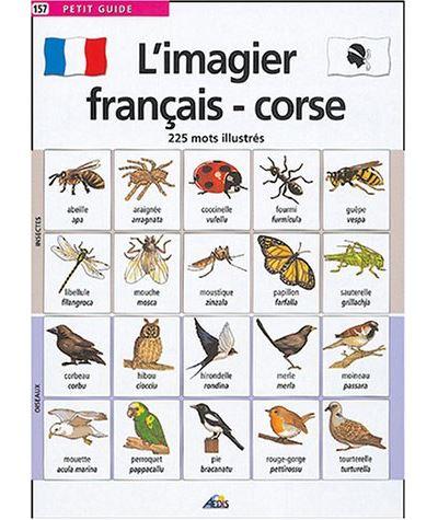 L'imagier français-corse