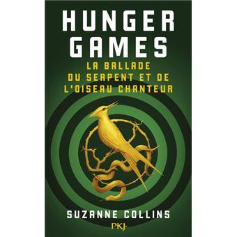 Hunger GamesHunger Games - La ballade du serpent et de l'oiseau chanteur