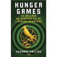 Hunger Games - La ballade du serpent et de l'oiseau chanteur