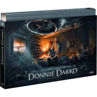 Donnie Darko Coffret Ultra Collector n°14 Edition Limitée Numérotée Combo Blu-ray DVD