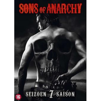 Sons of AnarchySaison 7 - DVD
