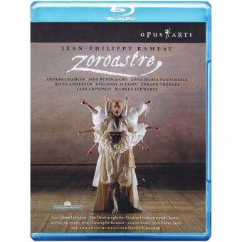 Zoroastre Blu-ray