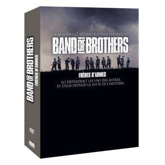 Band of Brothers - Frères d'armes - Coffret intégral Boîtier carton