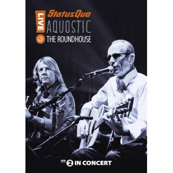 Aquostic live at the Roundhouse - DVD