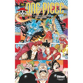 One Piece Edition Originale Tome 92 One Piece