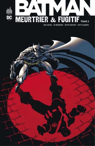 Batman - Meurtrier & fugitif - Tome 3 - 9791026840398 - 14,99 €