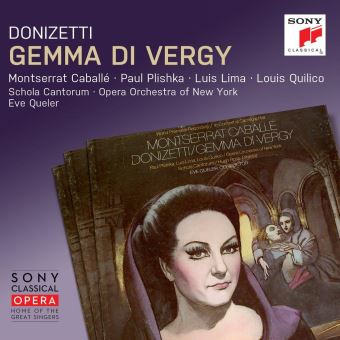 Donizetti : Gemma Di Vergy