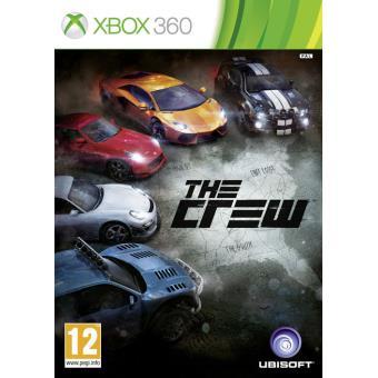 FND THE CREW XBOX360