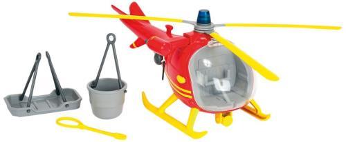 Océan Hélicoptère Sam Le Pompier Smoby +1 Figurine