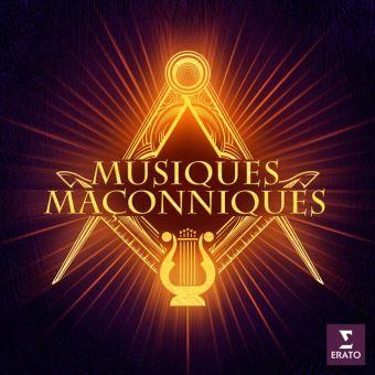 Musiques maçonniques Coffret Digipack