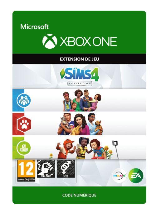 Code de téléchargement Les Sims 4 : Chiens et chats +  Parents + Toddler Xbox One