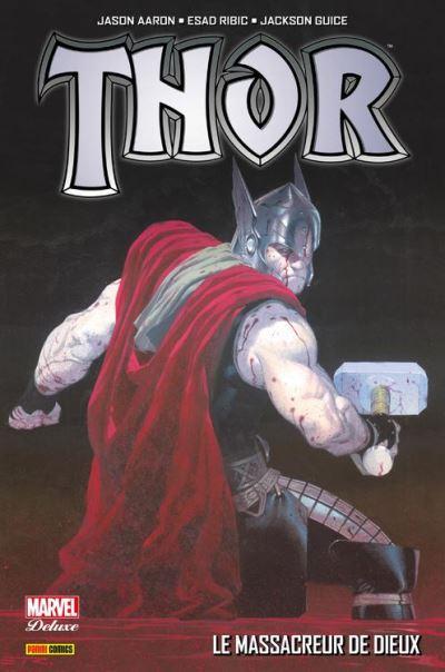 Thor T01 - Le massacreur de dieux (I) - 9782809472707 - 19,99 €