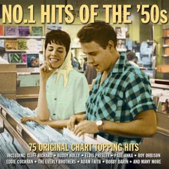 No 1 hits of the 50 s