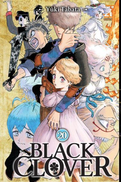 Black Clover T20 - 9782820336453 - 4,99 €