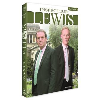 Inspecteur LewisInspecteur Lewis Saison 8 DVD