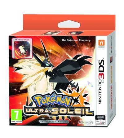 Pokemon Ultra-Soleil Edition Collector Nintendo 3DS