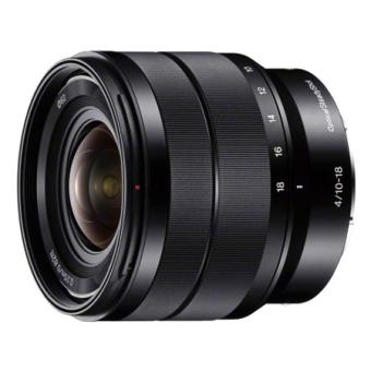 Sony SEL1018 - breedhoekzoomlens - 10 mm - 18 mm