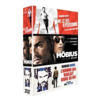 Ne le dis à personne - Möbius - L'homme qui voulait vivre sa vie Coffret 3 DVD