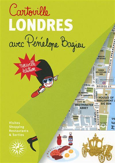 Cartoville : Londres avec Pénélope Bagieu