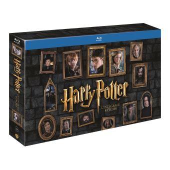 Harry PotterCoffret Harry Potter Intégrale des 8 films Blu-ray