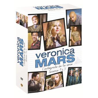 Veronica MarsCoffret intégral des Saisons 1 à 3 - DVD