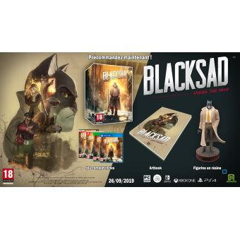 Blacksad Under the Skin Edition Collector Xbox One