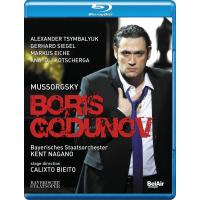 BORIS GODUNOV/BLURAY