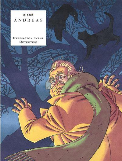 Raffington Event - Raffington Event détective (réédition)