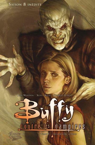 Buffy contre les vampires Saison 8 T08 - La dernière flamme - 9782809437423 - 8,99 €
