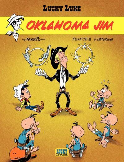 Lucky Luke - tome 37 -Oklahoma Jim - 9782884717137 - 5,99 €