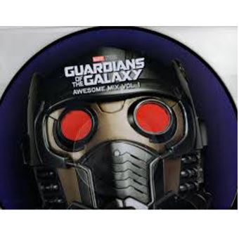 Gardiens De La Galaxie Awesome Mix Vol 1 Picture Disc