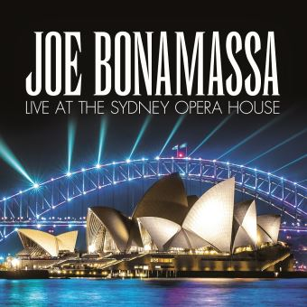 Live at The Sydney Opera House - CD
