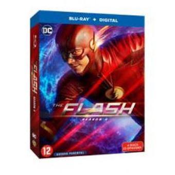 FlashFlash Saison 4 Blu-ray