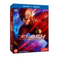 Flash Saison 4 Blu-ray