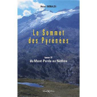 Le sommet des Pyrénées