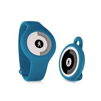 Tracker d'activité Withings Go Bleu
