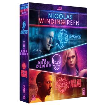 The Neon Demon, Only God Forgives, Drive Blu-ray