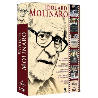 Coffret Molinaro 5 Films DVD