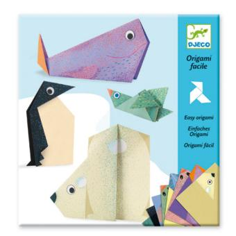ORIGAMI - LES ANIMAUX POLAIRES