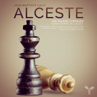 Lully-autres opéras Alceste