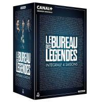Coffret Le Bureau des Légendes Saisons 1 à 4 DVD