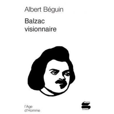 Balzac visionnaire