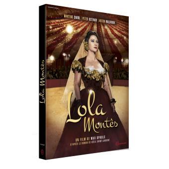 Lola Montès DVD