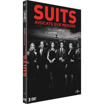 SuitsSuits Saison 9 DVD