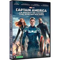 Captain America 2 : Le soldat de l'hiver DVD