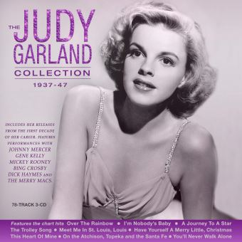 The Judy Garland Collection 1937-1947