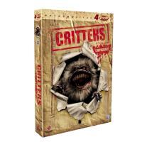 Coffret Critters 4 films DVD