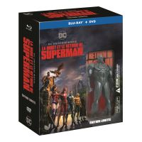 Coffret La Mort de Superman et Superman Returns Blu-ray
