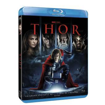 ThorThor Blu-Ray